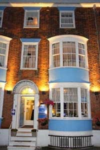 bed & breakfast in weymouth,